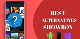 15 Amazing Showbox Alternatives - Watch Unlimited Movies and